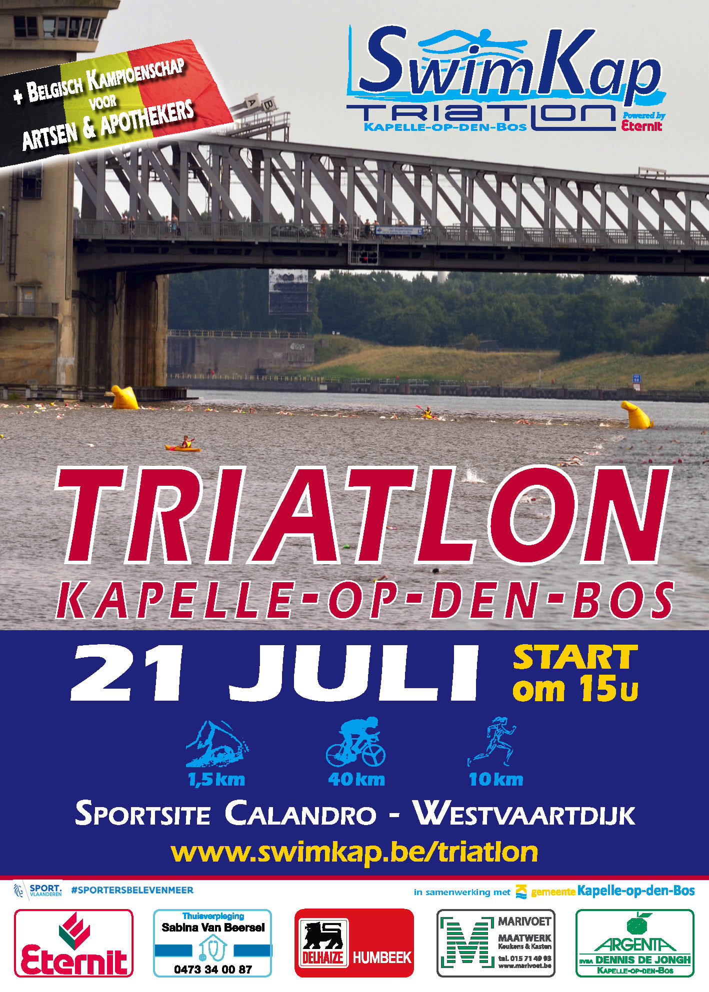 Affiche Triatlon 2018 Website
